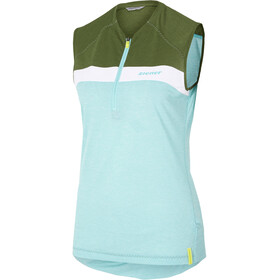Ziener Conea Sleeveless Tricot Women blue glow